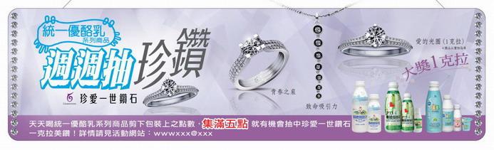 珍愛一世鑽石-2007-品牌發展