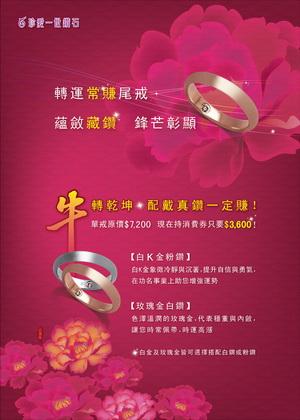 珍愛一世鑽石-2009-品牌發展