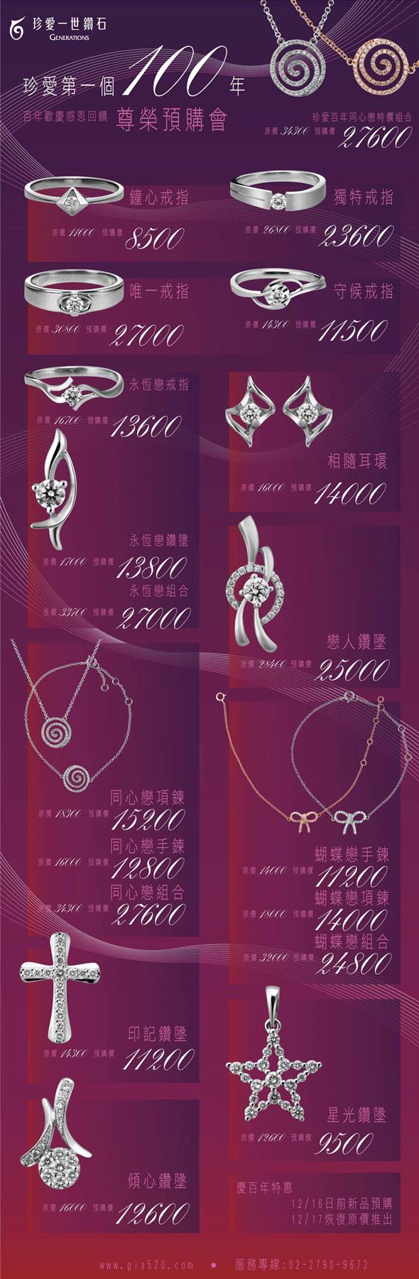 珍愛一世鑽石-2010-品牌發展